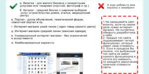 инфогрфика как составить технического задание на разработку сайта
