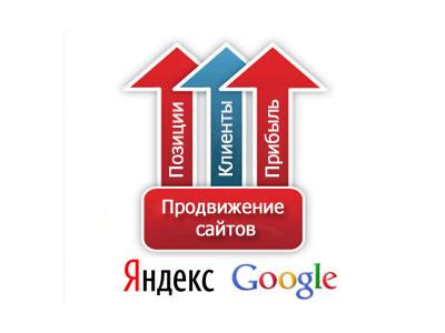 продвижение сайта в топ выдачи, повысить посещаемость сайта в тюмени